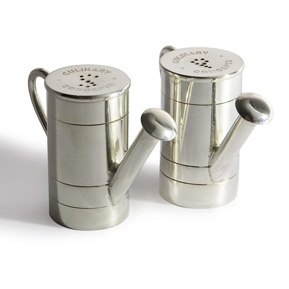 Culinary Concepts watering-can-salt-pepper-set