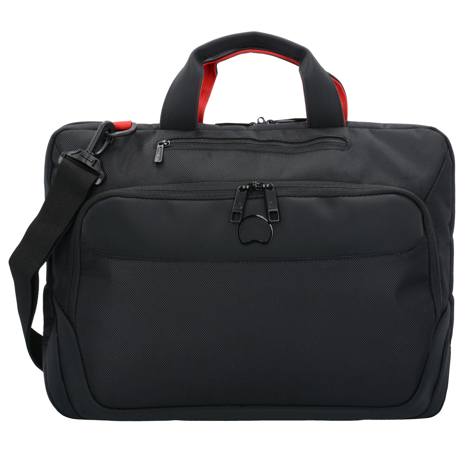 Delsey Parvis briefcase business 39 cm compartment black