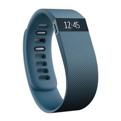 Fitbit FB404SLS Charge Activity And Sleep Tracker Slate Small