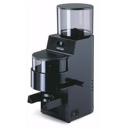 Gaggia MDF Burr Coffee Grinder Black