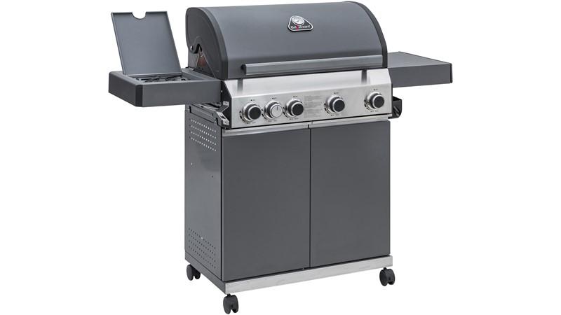 Grillstream GCH45MG 4 burner gas BBQ
