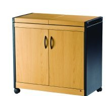 Hostess HL6232BE Connoisseur Hostess Trolley