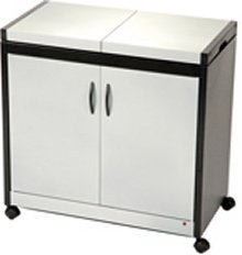 Hostess HL6232SV Connoisseur Hostess Trolley