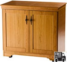 Hostess HL6244CH Cherry Hostess Gourmet Trolley