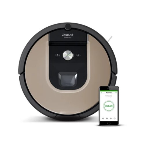 iRobot - Roomba 966: Robot hoover