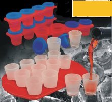 Ice Shot Mould Glasses x 12