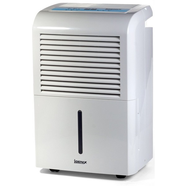 Igenix IG9805 Portable Dehumidifier White
