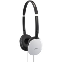 JVC HA-S160-W On-Ear Headphones White