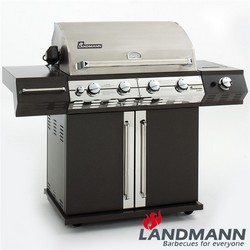 Landmann 12794 Avalon 4 Burner Gas BBQ