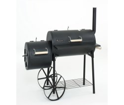 Landmann 11093 Grand Tennessee Charcoal Smoker BBQ