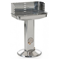 Landmann Stainless Steel Pedestal Barbecue 11290