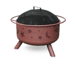 Landmann 28335 Big Fire Moon & Stars Firepit