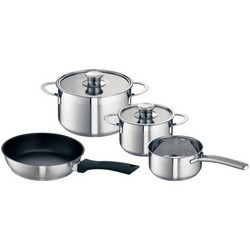 Neff Z9442X0 4 Piece Stainless Steel Pan Set