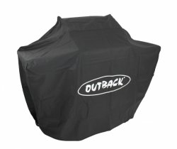 Outback BBQ Cover Fits 3 Burner Hooded 370050