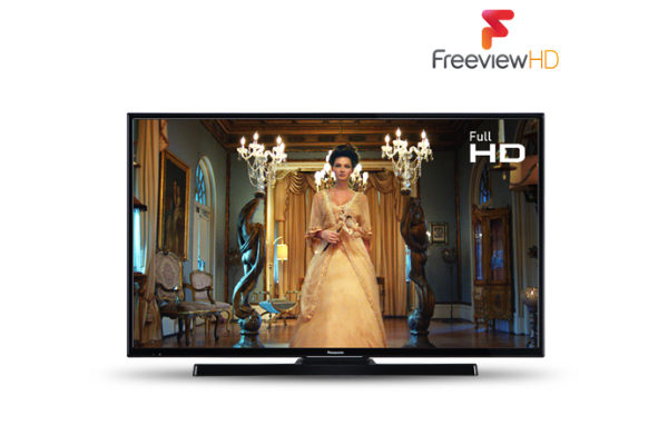 "Panasonic TX24E302B 24"" Full HD 1080P LED TV with Freeview HD Tuner in Black"