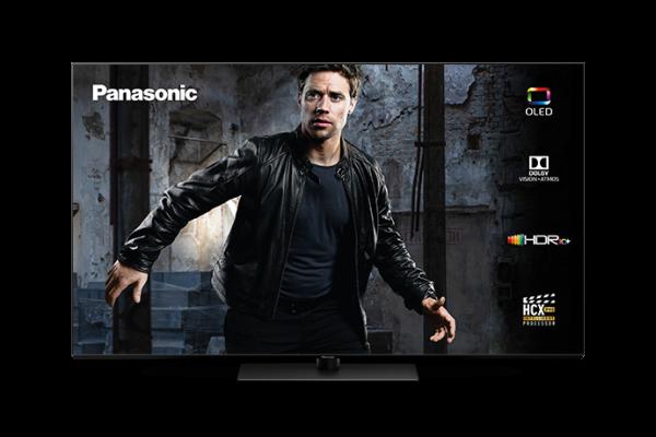 "Panasonic TX-65GZ950B 65"" 4K Ultra HD Smart HDR OLED TV with HCX Pro"