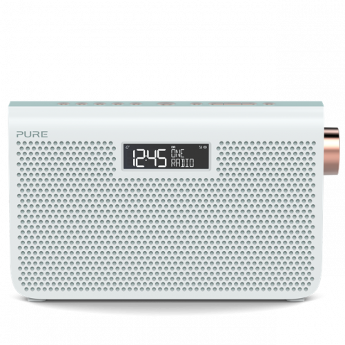 Pure ONE MIDI SERIES 3 JADE WHITE  Digital radio