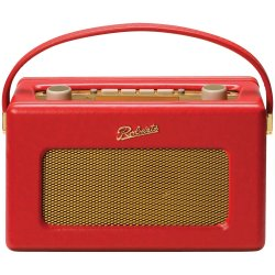 Roberts RD60 Revival Red DAB Radio