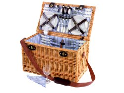 Scribble Sandringham 6 Person Picnic Hamper OR192