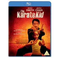The Karate Kid Blu Ray