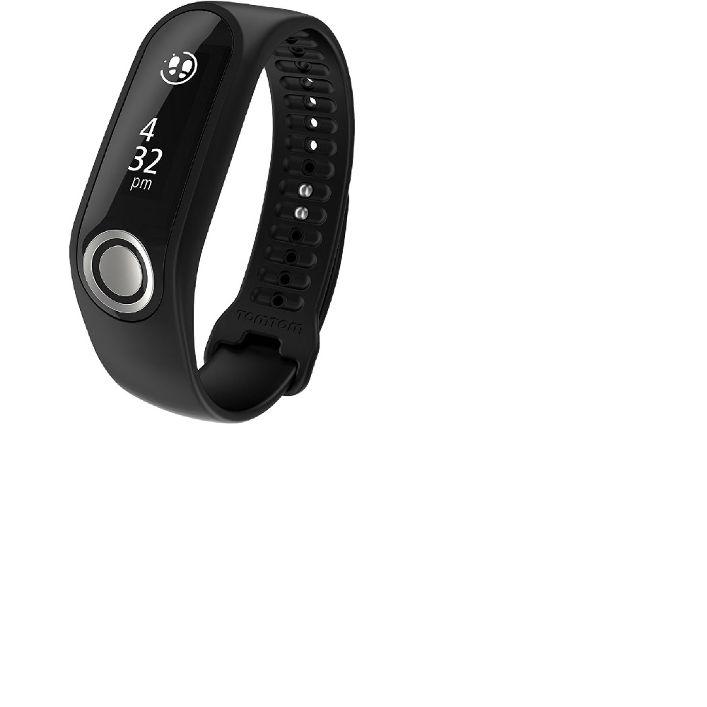 TomTom Touch Small Fitness Tracker Body Composition - Black