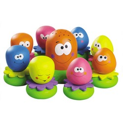 Tomy 2756 Octopals Baby Bath Time Toy