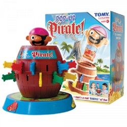 Tomy 7028 Pop Up Pirates