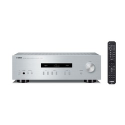 Yamaha A-S201 Integrated Amplifier Silver