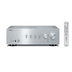 Yamaha A-S301 Integrated Amplifier Silver