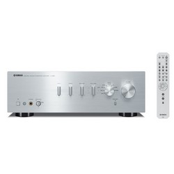 Yamaha A-S501 Integrated Amplifier Silver