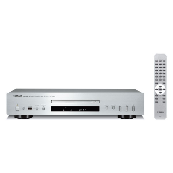 Yamaha CD-S300 CD Player Silver