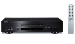 Yamaha CD-S700 Compact Disc Player Black