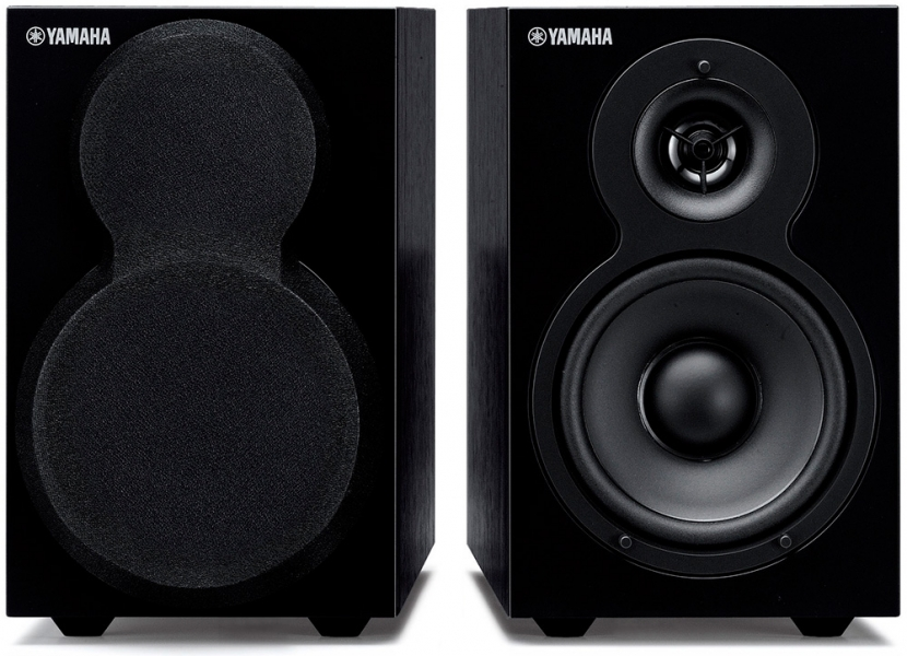Yamaha NS-BP101 HiFi Speakers Black