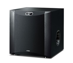 Yamaha NS-SW300 Subwoofer Speaker Black