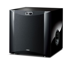 Yamaha NS-SW300 Subwoofer Speaker Piano Black