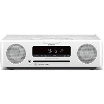 Yamaha TSXB235D Micro Stereo System, White